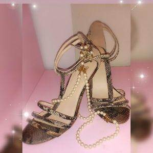 Shoes - Snakeskin 👠